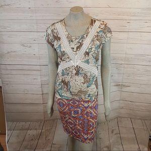 Maaji Sea Traveler Short Dress or Coverup Gg64
